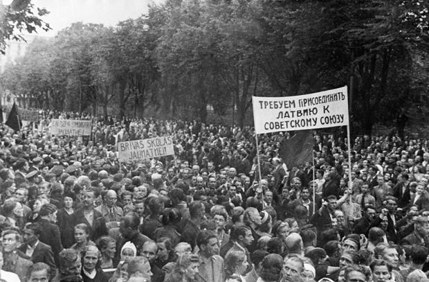 Болезнь латышей - оккупация - Начать новую тему